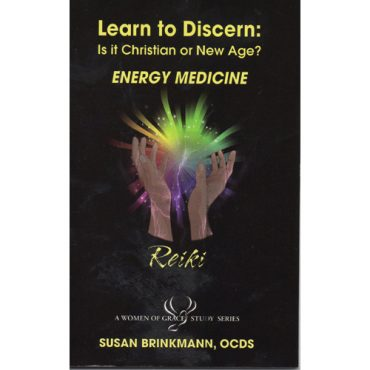 Learn to Discern: ENERGY MEDICINE Reiki