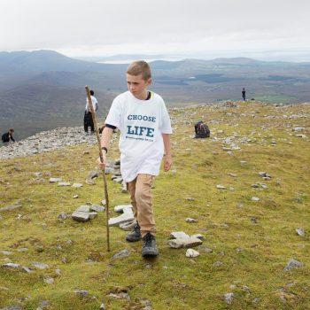 Men's Climb of Atonement Croagh Patrick Aug 2017