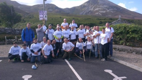 Croagh Patrick Climb of Atonement