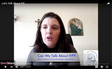 Let's discuss…IVF