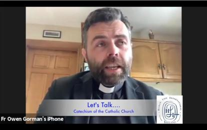 Let's Discuss…the Catholic Catechism