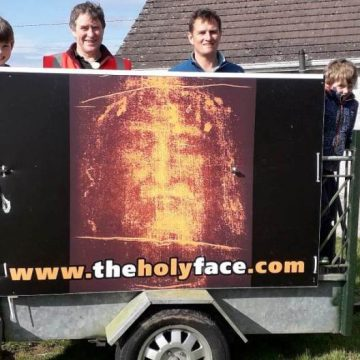 The Holy Face Campaign 2020