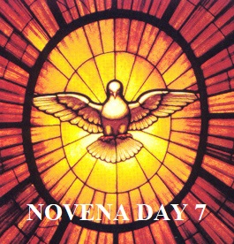 Novena to the Holy Spirit Day 7
