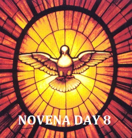 Novena to the Holy Spirit Day 8