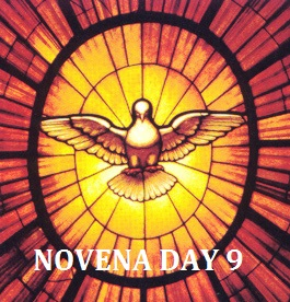 Novena to the Holy Spirit Day 9