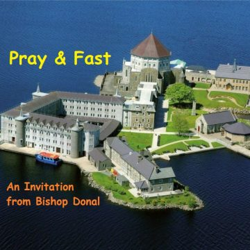 Online Lough Derg Pilgrimage Friday 29th – Saturday 30th May