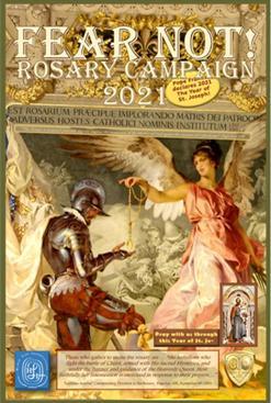 Rosary Calendar 2021