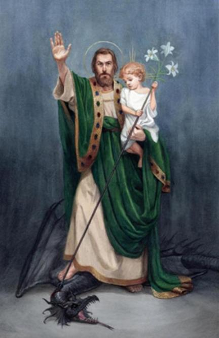 Prayer to St. Joseph - click here