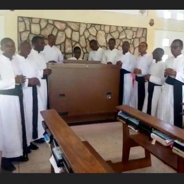 Tanzanian Seminarians Update